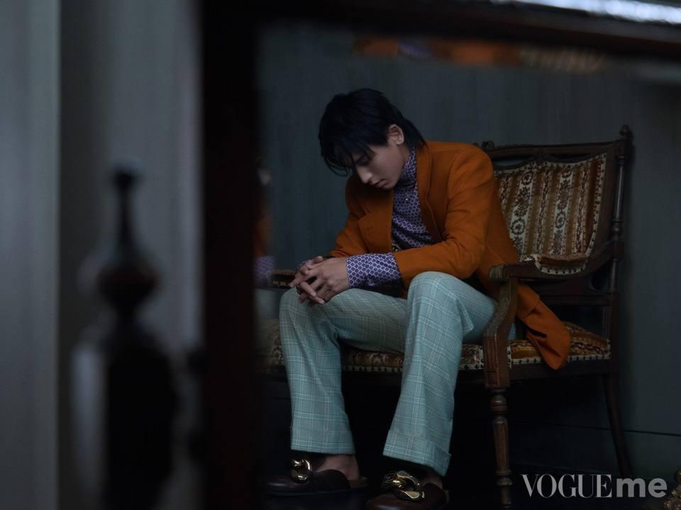 Zhang Zhehan & Zhong Chuxi @ VogueMe China June 2021