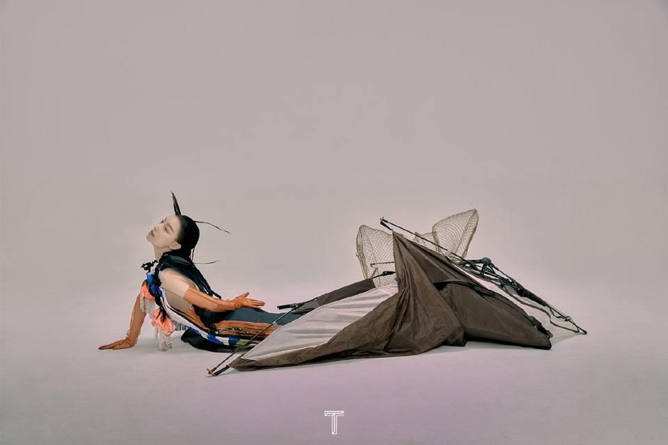 NiNi @ T Magazine China July 2021
