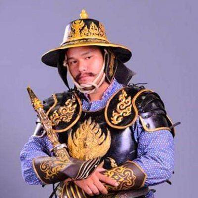 Ancient Thai armor in the Ayutthaya era | THAILAND 🇹🇭