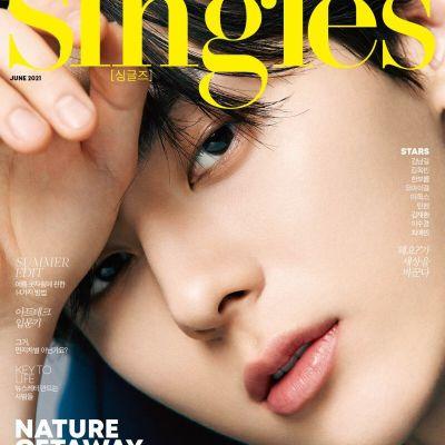 Min Hyun @ Singles Korea June 2021