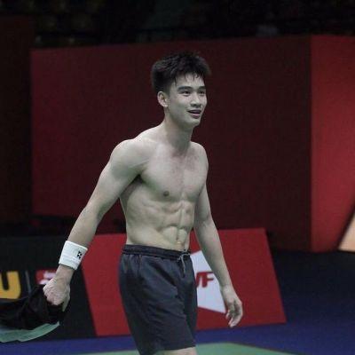 เปิดวาร์ปหนุ่มหล่อโอลิมปิค - นักกีฬาแบดมินตันทีมชาติไทย