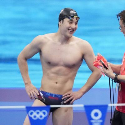 เปิดวาร์ปหนุ่มหล่อโอลิมปิค - นักกีฬาว่ายน้ำทีมชาติญี่ปุ่น