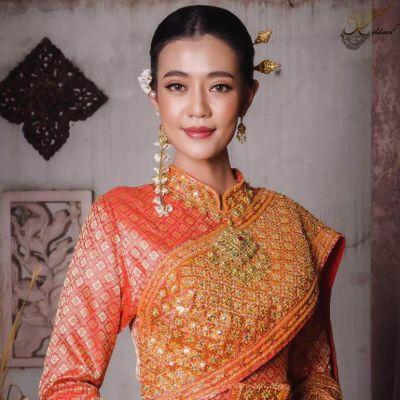Thai Wedding Dress: Thai National Costume | THAILAND 🇹🇭