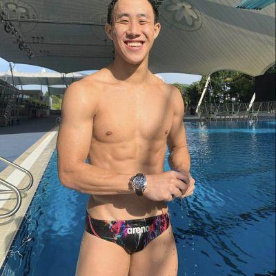 เปิดวาร์ปหนุ่มหล่อโอลิมปิค - นักกีฬากระโดดน้ำทีมชาติมาเลเซีย