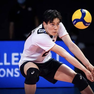 เปิดวาร์ปหนุ่มหล่อโอลิมปิค - นักกีฬาวอลเล่บอลทีมชาติญี่ปุ่น
