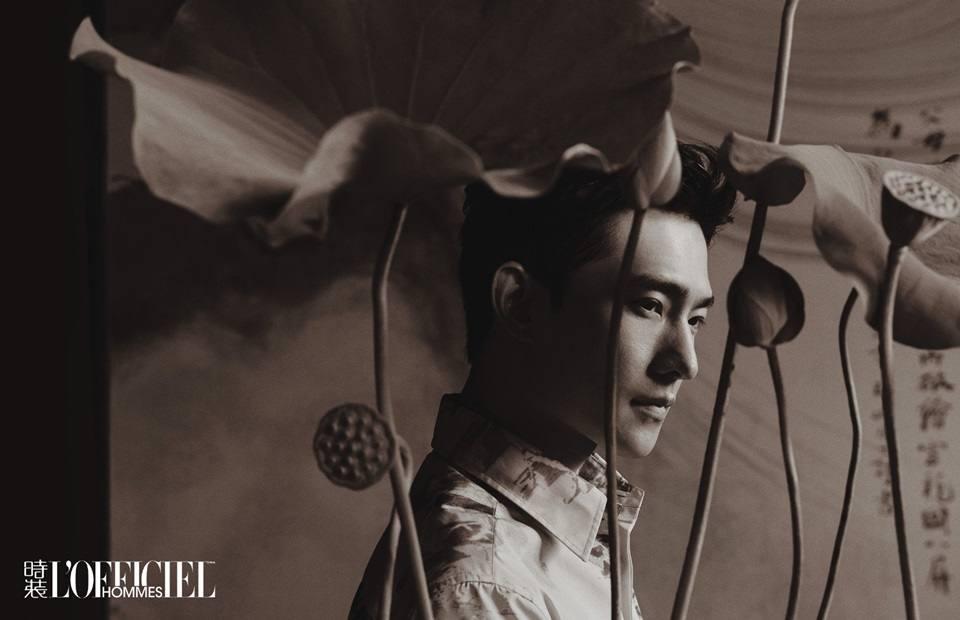 YangYang @ L'Officiel Hommes China August 2021
