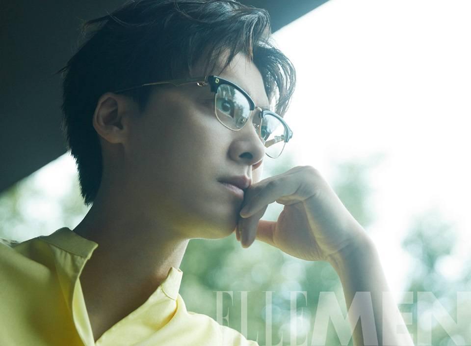 Li Yifeng @ ELLE Men China August 2021