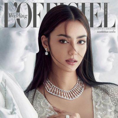 อแมนด้า ออบดัม @ L'Officiel Thailand Wedding 2021