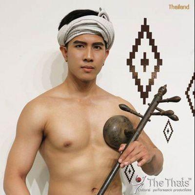 PHIN PIA (พิณเปี๊ยะ) Thai Lanna Musical Instrument | THAILAND 🇹🇭