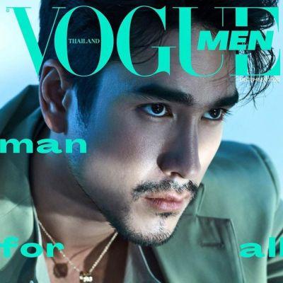 ณเดชน์ คูกิมิยะ @ Vogue Men Thailand December 2020