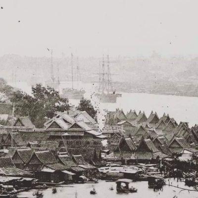 Thailand house: เรือนไทยในอดีต กรุงเทพในวันวาน