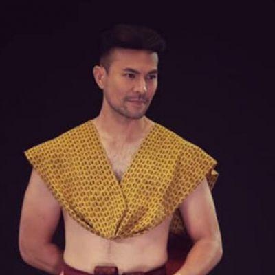 Thai Dress in the region of King Rama I - III | THAILAND 🇹🇭