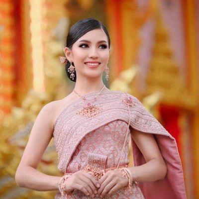 Thai Chakri Dress: ชุดไทยจักรี | THAILAND 🇹🇭