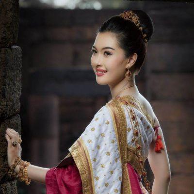 Thai wedding dress: The national costume of Thailand | THAILAND 🇹🇭