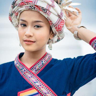 Tai Lue ethnic, Lanna traditional costume | THAILAND 🇹🇭