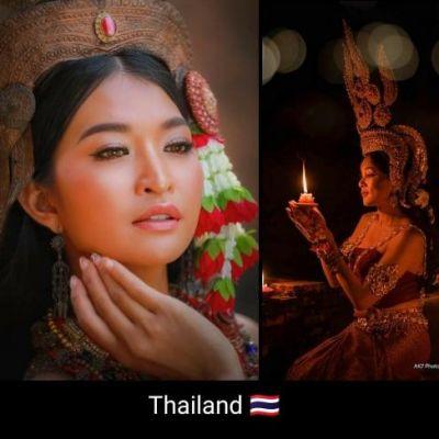 Thailand Apsara : 🇹🇭Apsorn เทวีที่เกิดจากน้ำอมฤต