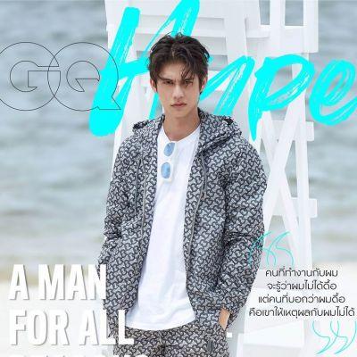 ไบร์ท-วชิรวิชญ์ @ GQ Hype Thailand August 2021