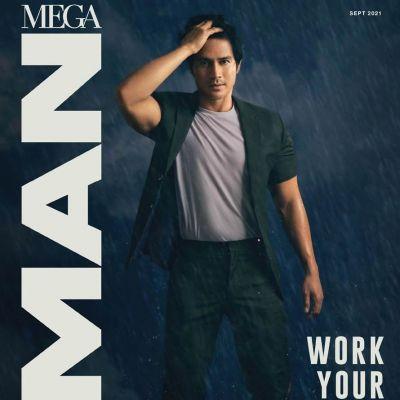 Piolo Pascual @ Mega Man Philippines September 2021