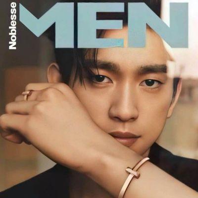 Jinyoung @ Noblesse MEN Korea September 2021