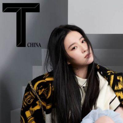 Liu Yifei @ T Magazine China September 2021