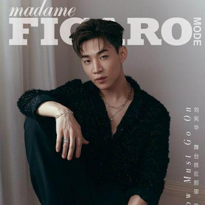 Henry Lau @ Madame Figaro Mode China September 2021