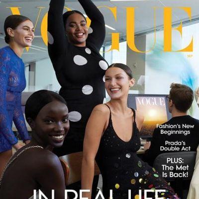 Vogue US September 2021