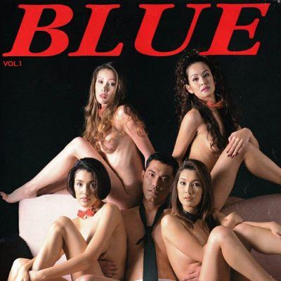(วันวาน) Nok-Surasak Tanakavin @ Blue Magazine vol.1