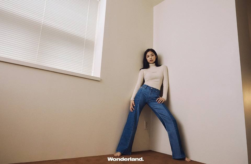 (BLACKPINK) Jennie @ Wonderland China September 2021