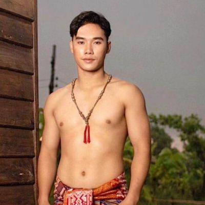 THAILAND 🇹🇭   Isan traditional costume, บ่าวอีสาน