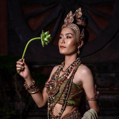 สมัยทวารวดี: Dvaravati Era   THAILAND 🇹🇭