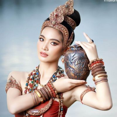 สมัยทวารวดี  Dvaravati Era   THAILAND 🇹🇭
