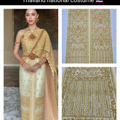 Thailand Sbai:Thai dress 🇹🇭 ชุดไทยจักรพรรดิ