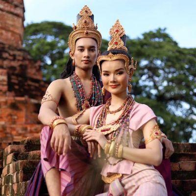 Dvaravati Era: พระธาตุยาคู อารยธรรมสมัยทวารวดี | THAILAND 🇹🇭
