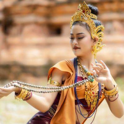 Dvaravati Era: อารยธรรมสมัยทวารวดี ♦️ THAILAND 🇹🇭