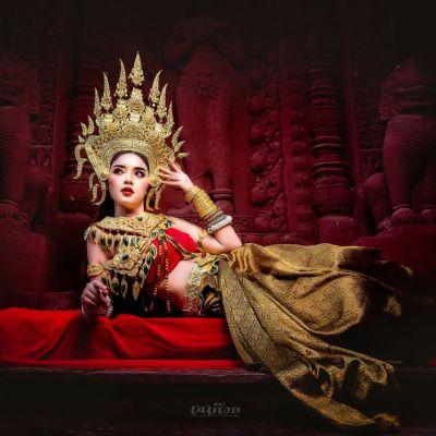 The beauty of Thai apsara   THAILAND 🇹🇭 ️