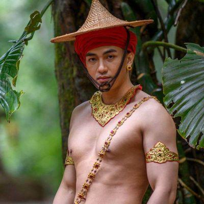 Tai Yuan ethnic: ไท-ยวน   THAILAND 🇹🇭