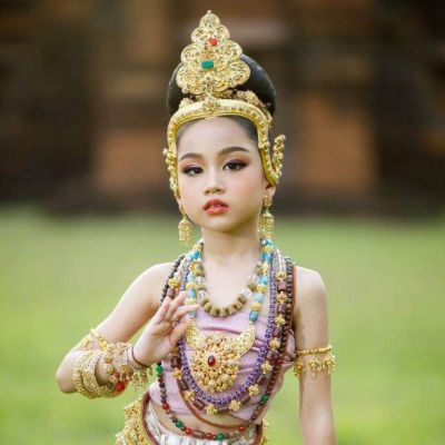 Dvaravati Era: หนูน้อยสาเกตนคร   THAILAND 🇹🇭