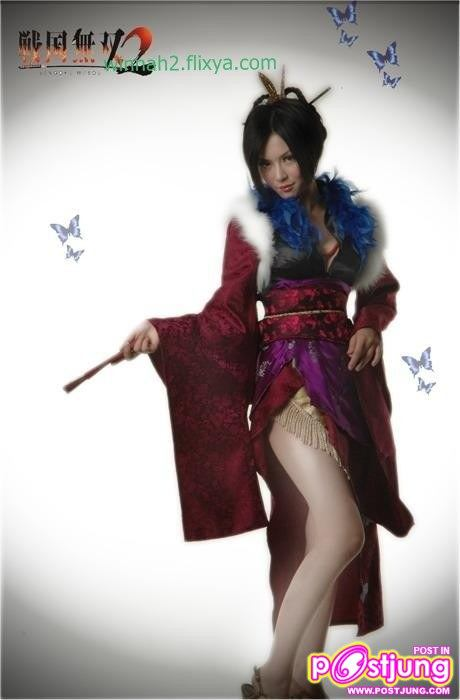 Cosplay from Anime, Game ,Manga