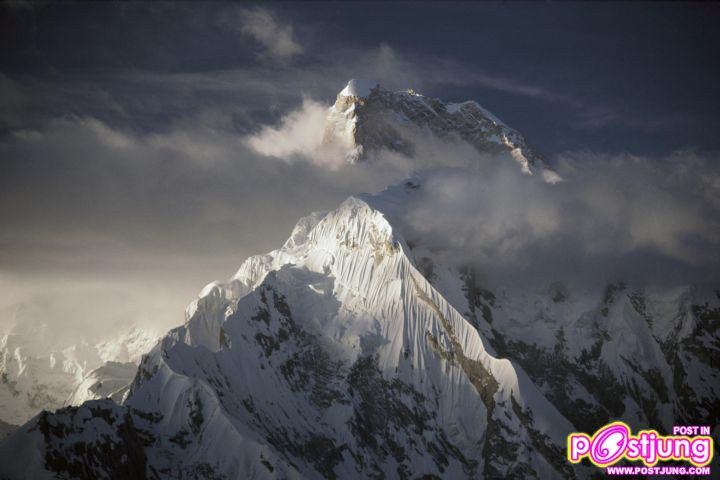 Masherbrum, Karakoram Mountains, Pakista