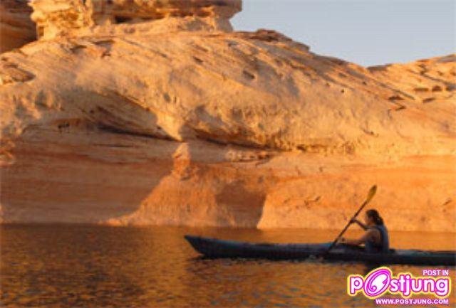 หุบเขา ที่ สวยที่สุดในโลก Antelope Canyon หุบเขาแอนทีโลพ