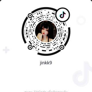 "Tiktok.com/@jinkk9.""im here"""
