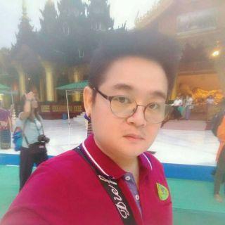 พระมหาเจดีย์ชเวดากอง พม่า 23-8-2018