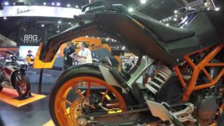 Motorexpo 2015 thailand motorcycle (mimi clip)