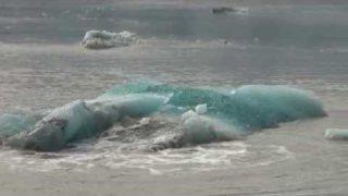 โลกร้อนทำพิษน้ำแข็งในขั้วโลก #1