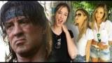 [Sylvester Stallone ]ซิลเวสเตอร์ สตอลโลน ลูกสาว 3 คน สวยแซ่บระดับนางแบบ  HD