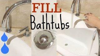 เปิดน้ำ อ่างน้ำวน อ่างจากุซซี่ Jacuzzi Bathtubs