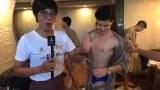 สัมภาษณ์ น้องๆนายแบบ และถ่ายแบบชุดว่ายน้ำหนุ่มหล่อ 77 จังหวัด Mister Supranation Thailand 2017
