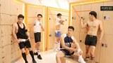 เบื้องหลังถ่ายแฟชั่นเซตชุดกีฬาจากแบรนด์ OMG Sportswear Thailand จากหนุ่มๆ เวที Mister Supranatinal Thailand 2019