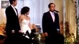 พล.อ.ประยุทธ์ จันทรโอชา  บิ๊กตู่ ปล่อยมุขฮาในงานแต่งแก่คู่บ่าวสาว