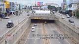 จุดเสี่ยงอุโมงค์ทางลอดขอนแก่น เกิดอุบัติเหตุบ่อยเพราะผู้ขับขี่มักง่าย (จากศูนย์ฯ ขอนแก่น)